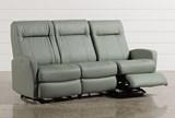 Zachery Power Reclining Sofa - Recline