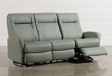 Zachery Power Reclining Sofa Living Spaces