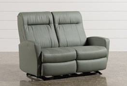 Zachery Power Reclining Loveseat
