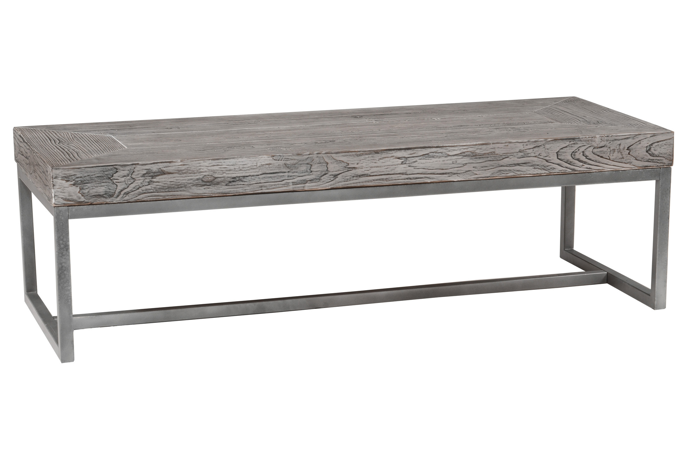 Lenox 60 Inch Coffee Table Living Spaces