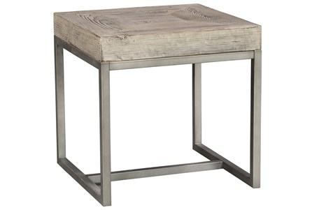 Lenox 24 Inch End Table