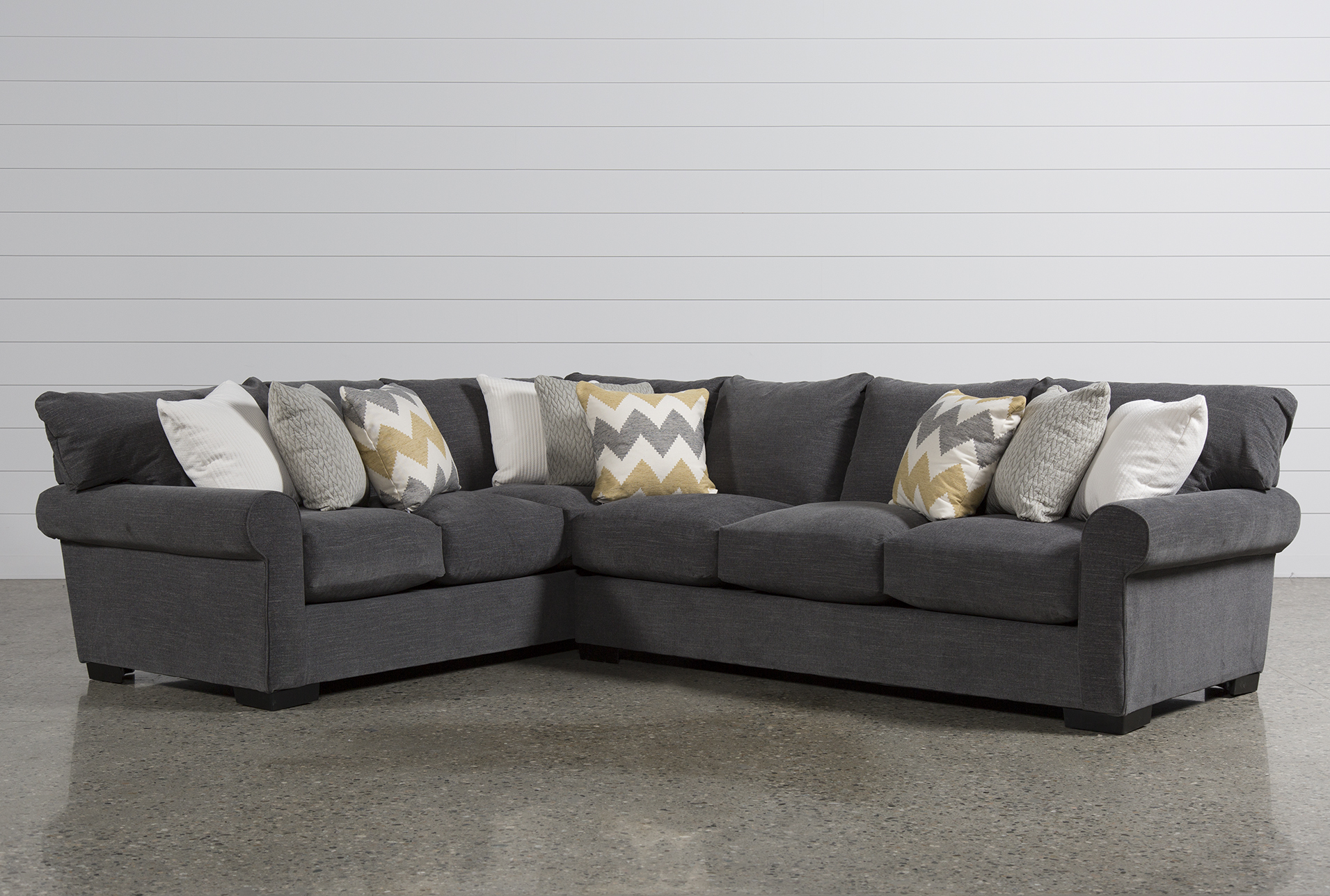 Sectionals Sectional Sofas Free Assembly with Delivery Living