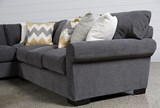 Aurora 2 Piece Sectional - Back