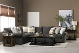 Aurora 2 Piece Sectional - Room