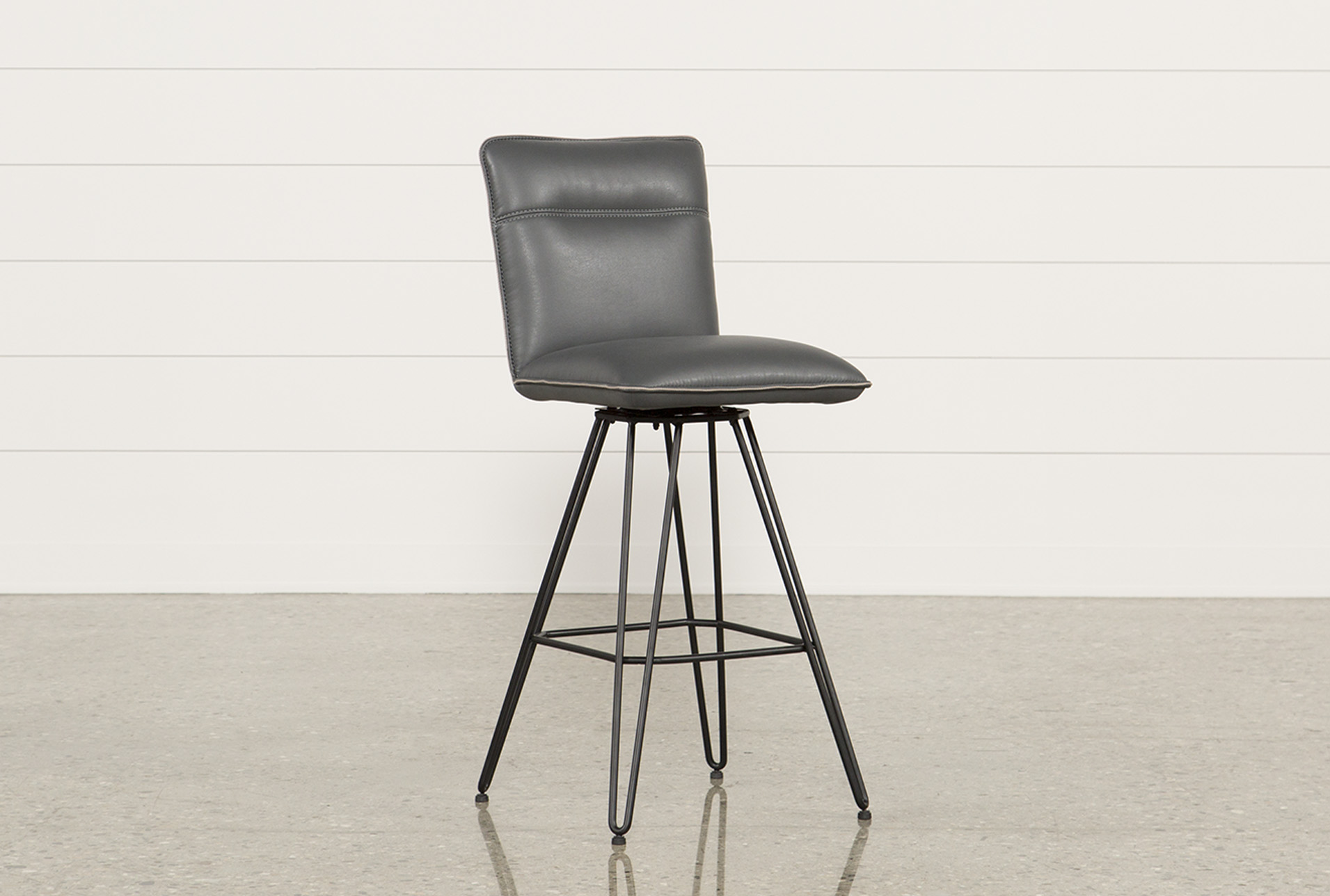 Beau Kyle 30 Inch Cobalt Barstool (Qty: 1) Has Been Successfully Added To Your  Cart.