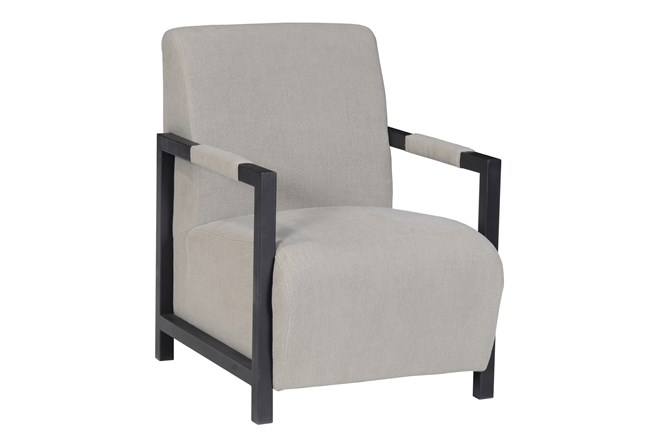 Barrett Camel Lounge Chair - 360