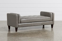 Ingrid Leather Daybed