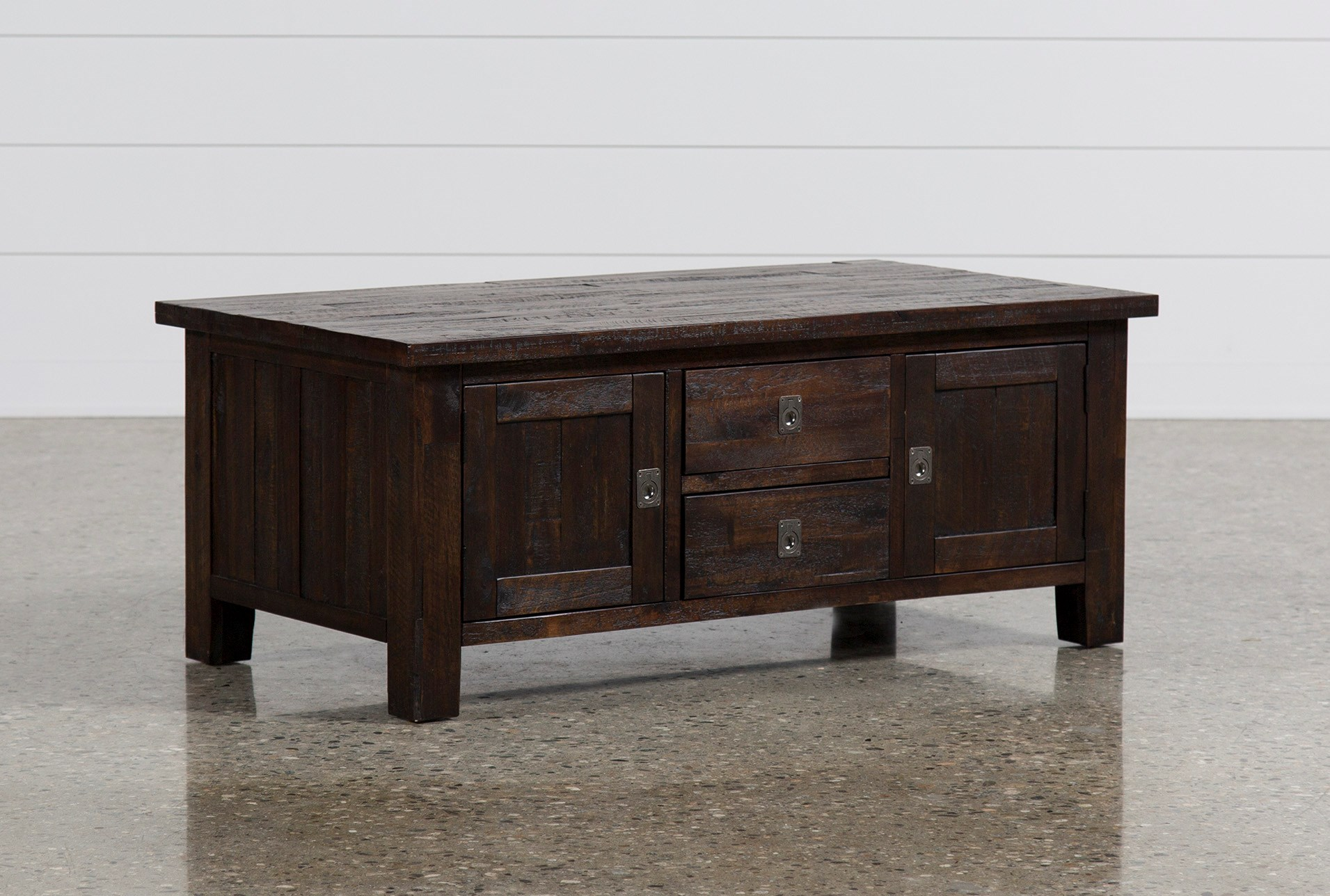 Palmer storage cocktail table living spaces for Coffee table 48 x 36