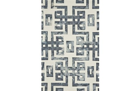 114X162 Rug-Tristen Charcoal
