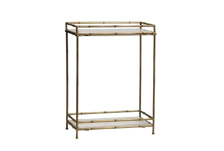 Celine Rectangle Bar Cart