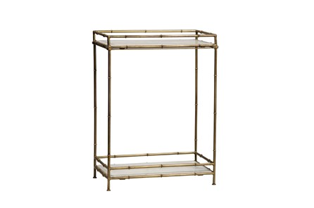 Celine Rectangle Bar Cart - Main