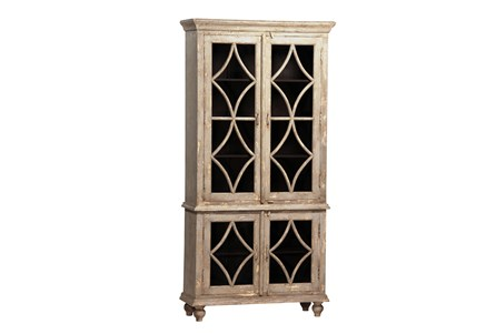 Cass 4-Door Cabinet