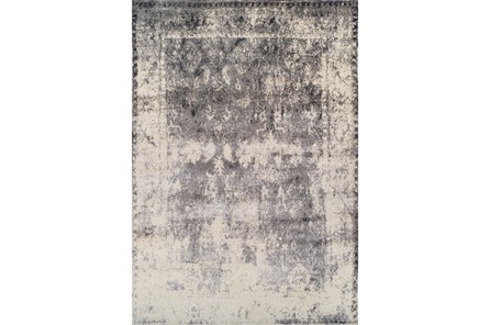 39X61 Rug-Bowery Charcoal