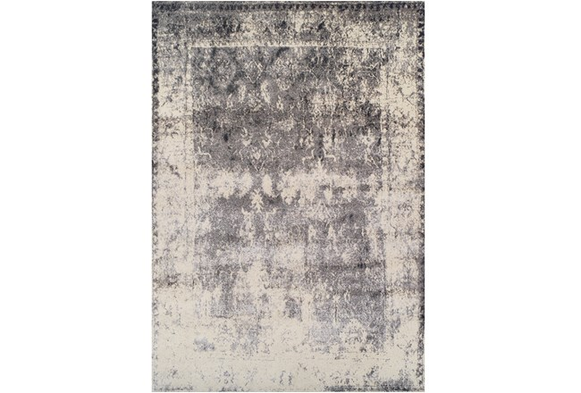 "5'3""x7'6"" Rug-Bowery Charcoal - 360"