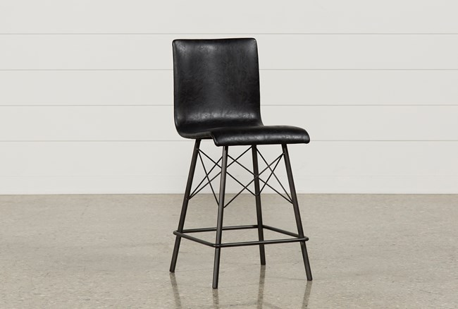 Patrick 24 Inch Counter Stool - 360
