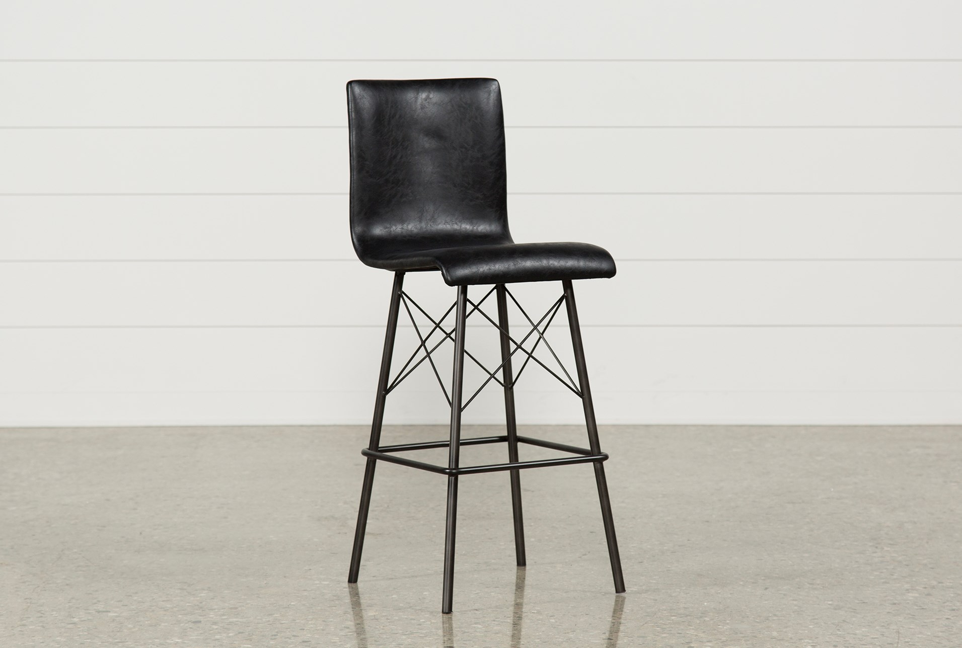 Patrick 30 Inch Barstool Living Spaces