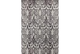 26X36 Rug-Ketton Charcoal Paisley