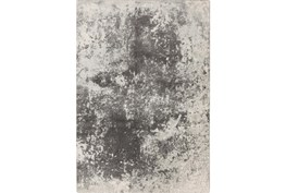 "5'2""x7'5"" Rug-Ketton Abstract Light Grey"