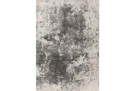 62X90 Rug-Ketton Abstract Light Grey