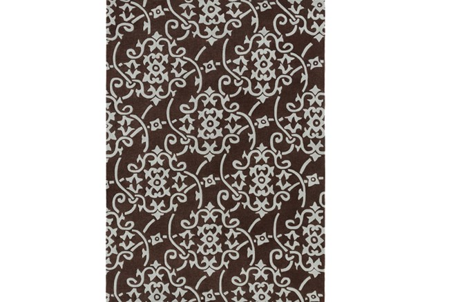 96X132 Rug-Colleen Brown - 360