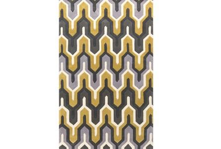 42X66 Rug-Marsha Gold/Charcoal