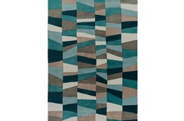 96X132 Rug-Trixie Teal