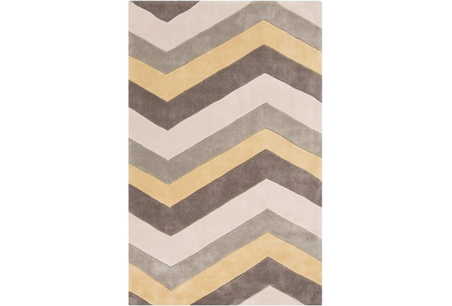 42X66 Rug-Ziggy Butter/Grey - 360