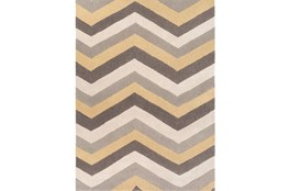 96X132 Rug-Ziggy Butter/Grey