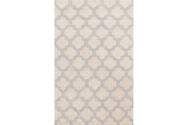 60X96 Rug-Ariel Light Grey