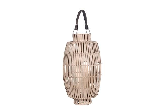 Outdoor-Bamboo Lantern Medium - 360