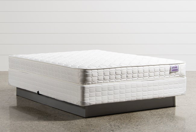 Cape Town Queen Mattress W/Foundation - 360