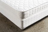 Cape Town Queen Mattress W/Foundation - Back