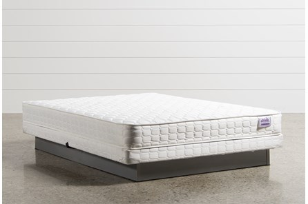 Cape Town Queen Mattress W/Low Profile Foundation - Main