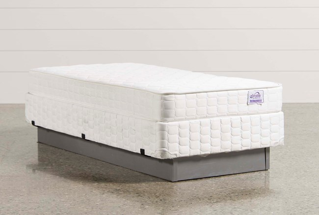 Cape Town Twin Mattress W/Foundation - 360