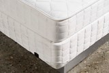 Cape Town Twin Mattress W/Foundation - Back