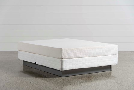 Eden Queen Mattress W/Foundation