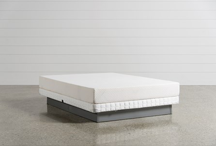 Eden Queen Mattress W/Low Profile Foundation
