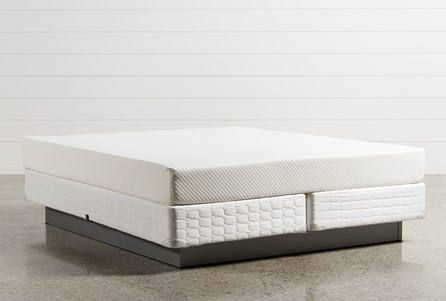 Eden California King Mattress W/Foundation