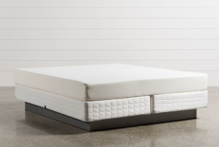 Eden Eastern King Mattress W/Foundation