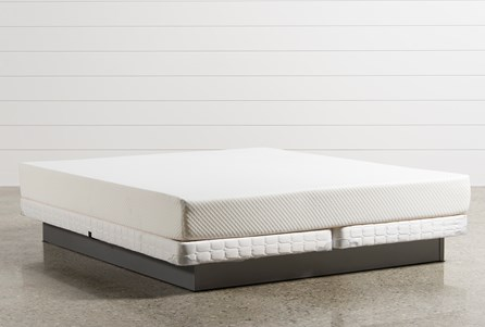 Eden Eastern King Mattress W/Low Profile Foundation