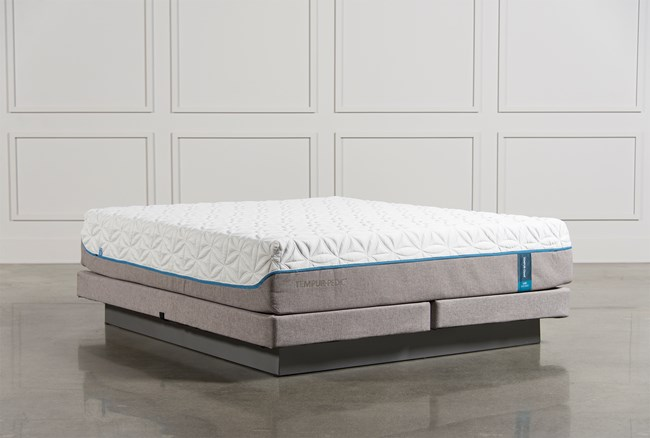 Tempur-Pedic Cloud Luxe Eastern King Mattress W/Low Profile