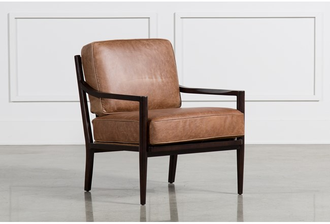 Where To Get Nice Accent Chairs.Dominic Saddle Accent Chair