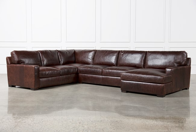 Gordon 3 Piece Sectional W/Raf Chaise - 360
