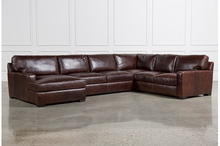 Gordon 3 Piece Sectional W/Laf Chaise - Main