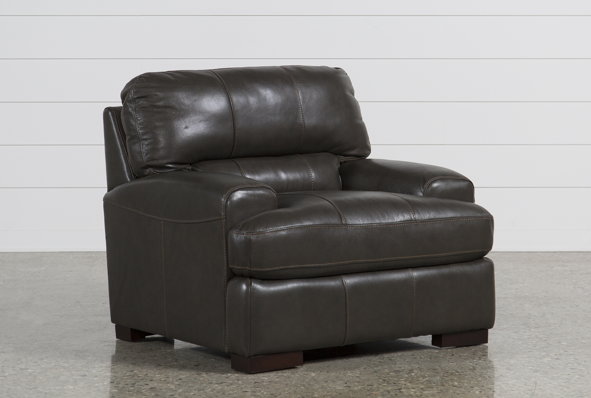 Ordinaire Andrew Leather Chair (Qty: 1) Has Been Successfully Added To Your Cart.