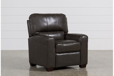 Andrew Leather Recliner - Main