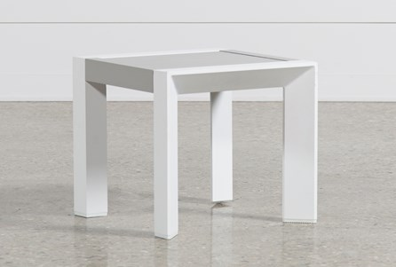 Outdoor Biscayne End Table
