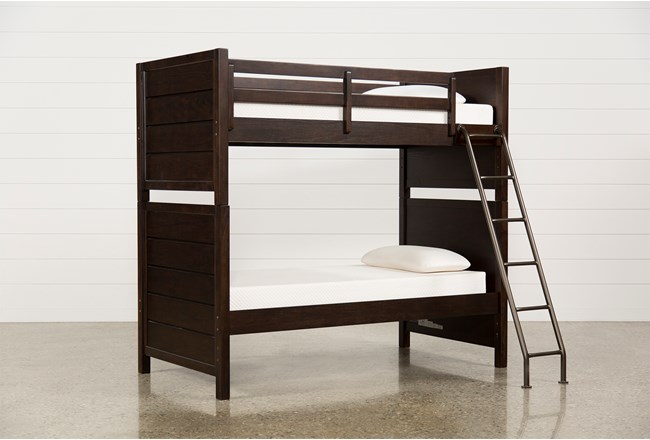 Elliot Twin Over Twin Bunk Bed Living Spaces