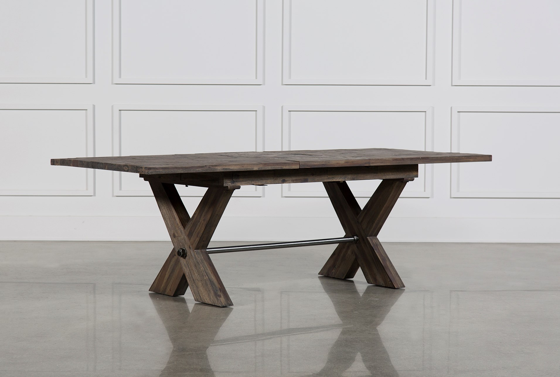 Rustic Dining Tables to Fit Your Dining Room Decor | Living Spaces
