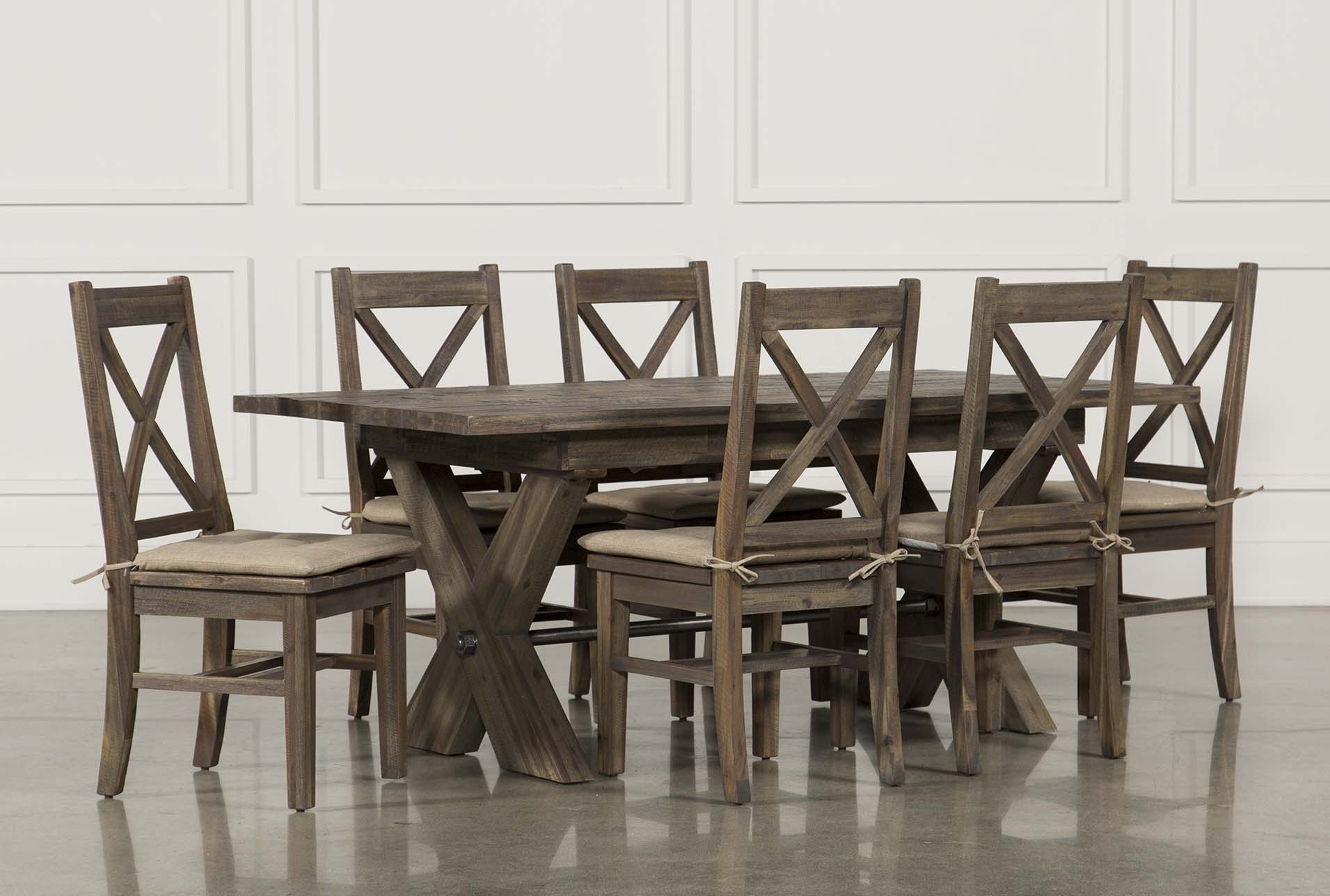 Mallard 7 Piece Extension Dining Set (Qty: 1) Has Been Successfully Added  To Your Cart.